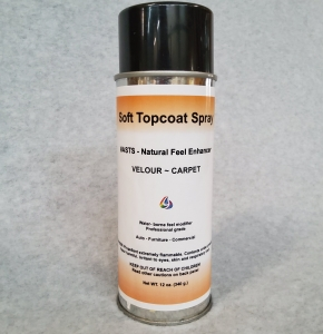STS - Soft Topcoat Spray
