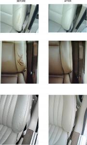 Before/After seat panel re-color pictures
