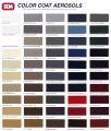 SEM Interior Solvent Based  Aerosol (discontinued colors)