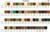 Furniture Color Chart